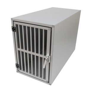 Hundos  Hundos Pro Aluminium Autobench Recht model, 100x47x67 cm met spijlen