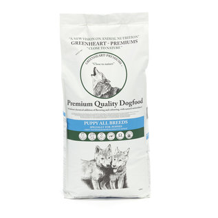 Greenheart-premiums Hondenvoer Puppy All Breeds