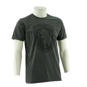 T-shirt Logo Gris