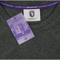 Beerschot T-shirt casual gris ours emblem