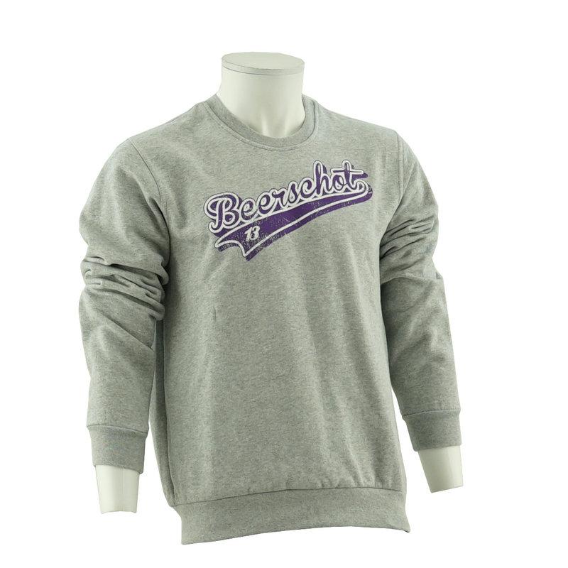 Beerschot Sweater vintage light grey