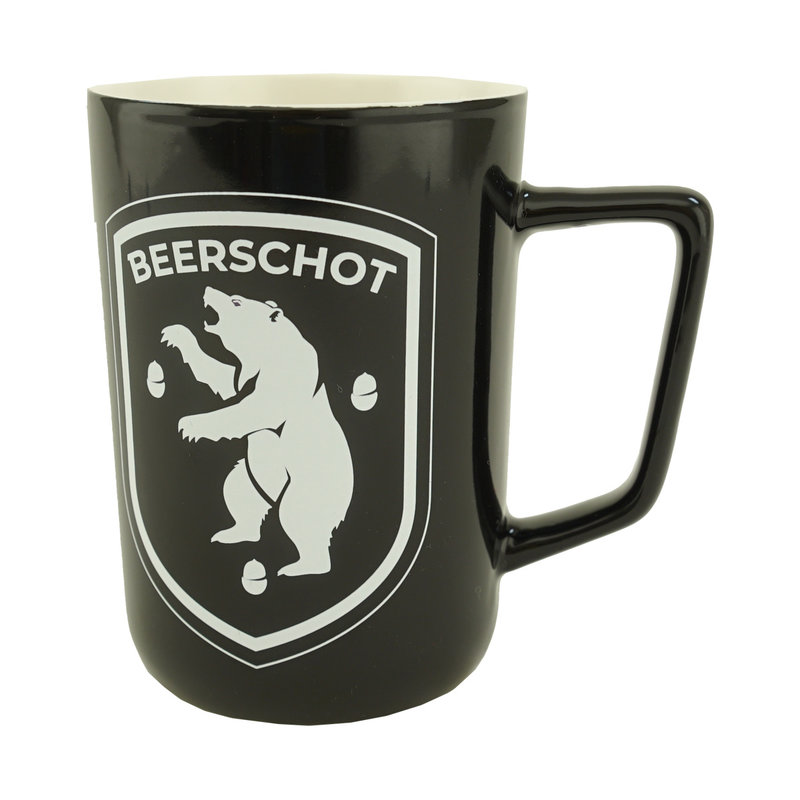 Beerschot Tasse noir XIII