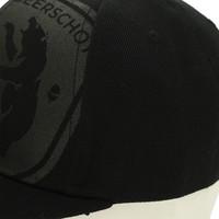Beerschot Snapback noir ours - embroderie 13