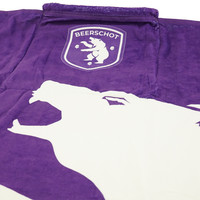 Beerschot Backpacktravel towel logo