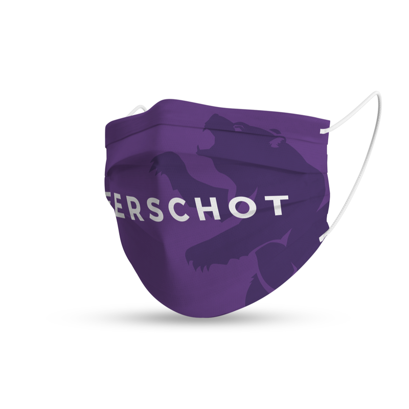 Beerschot Masque Beerschot (x4)