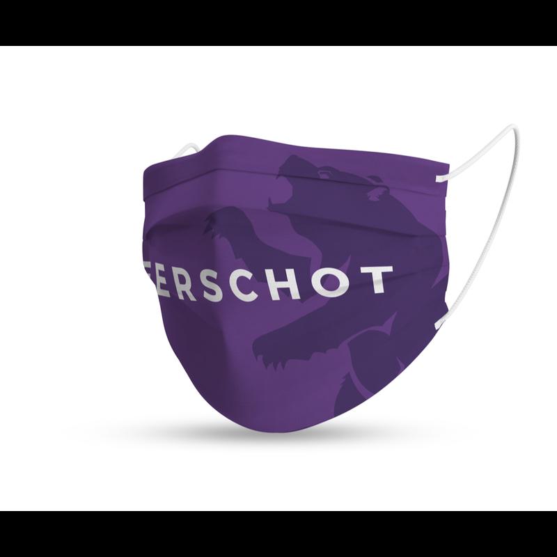 Mondmasker Beerschot (x4)