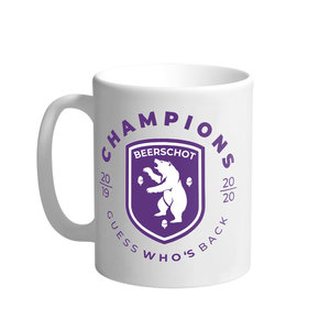 Personalised mug white - name