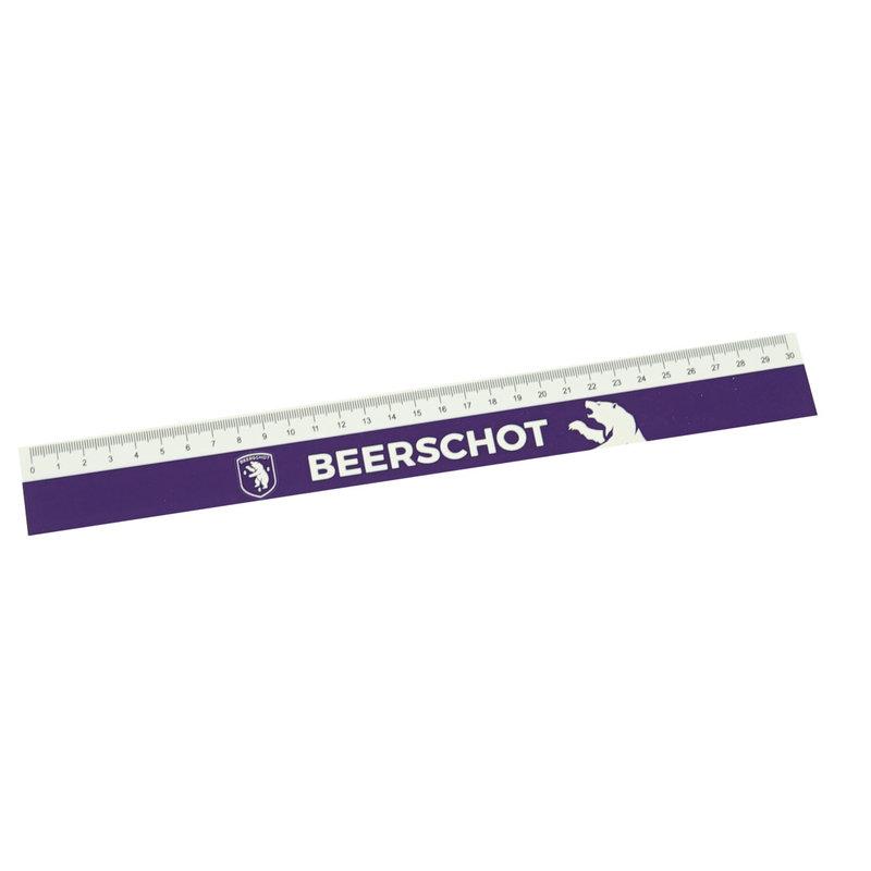Beerschot Règle violet 30cm
