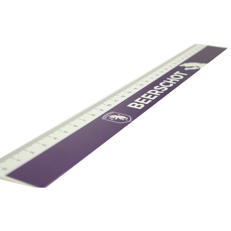 Beerschot Ruler purple 30cm