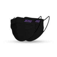 Beerschot Masques noir (x2)