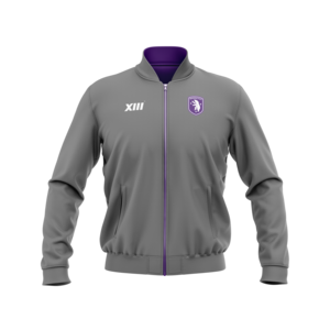 Jacket Presentation Grey 20-21