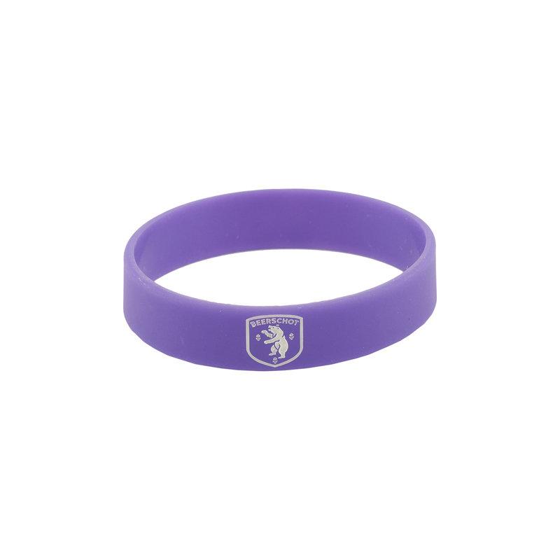 Beerschot Silicone bracelet  logo