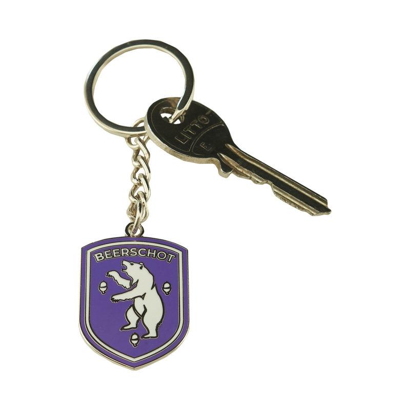 Beerschot Keychain logo