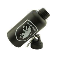 Beerschot Drink bottle black logo white