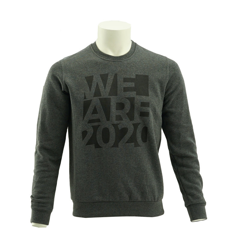 Beerschot Sweater antraciet We Are 2020