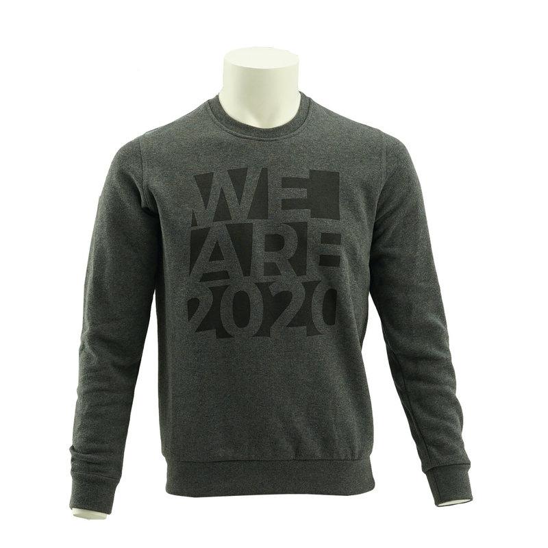 Beerschot Sweater antracite  We Are 2020