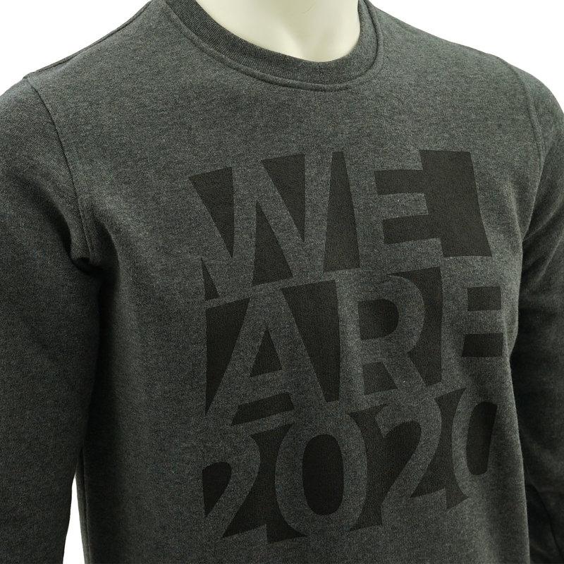 Beerschot Sweater darkgrey  We Are 2020