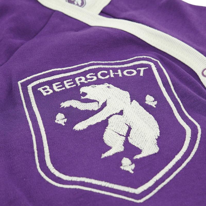 Beerschot Baby body - logo 3-6 mois