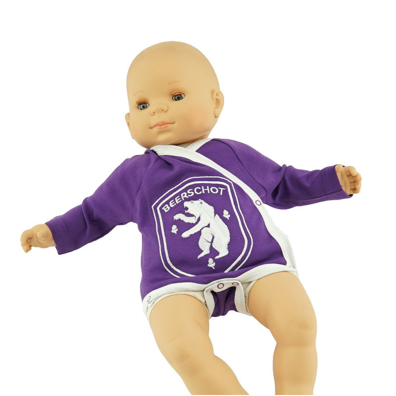 Beerschot Baby body - logo 3-6 months