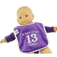 Beerschot Baby Bavette - Ik kan al tot 13 Tellen!