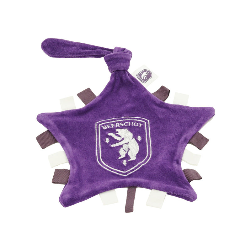 Beerschot Pacifier cloth