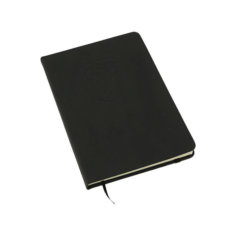 Beerschot Notitieboekje zwart