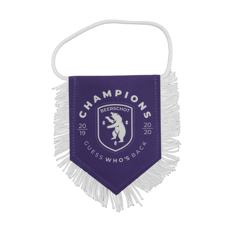 Beerschot Fanion Guess Who's Back