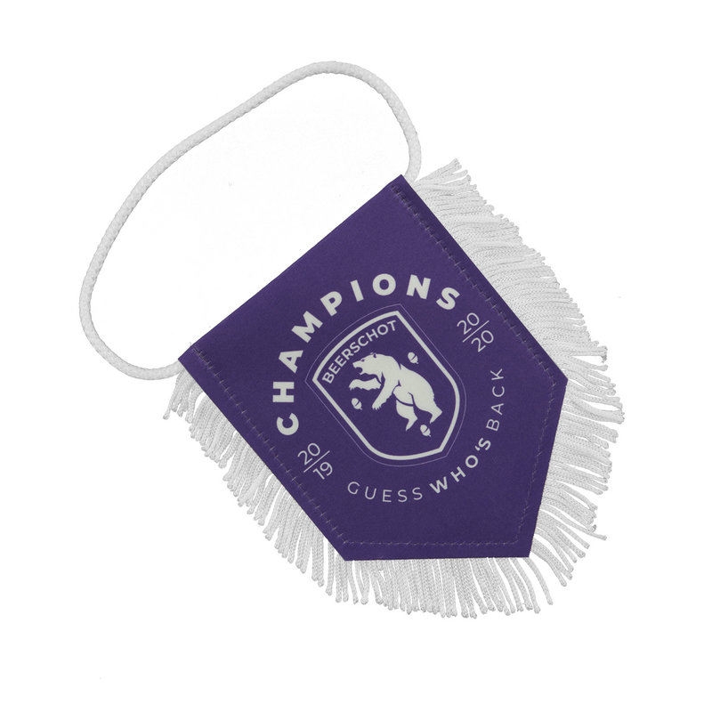 Beerschot Pennant Guess Who's Back