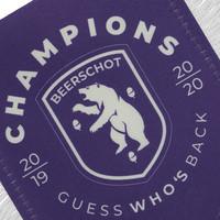 Beerschot Vaandel Guess Who's Back