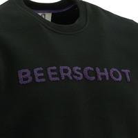 Beerschot Sweater casual noir Terry