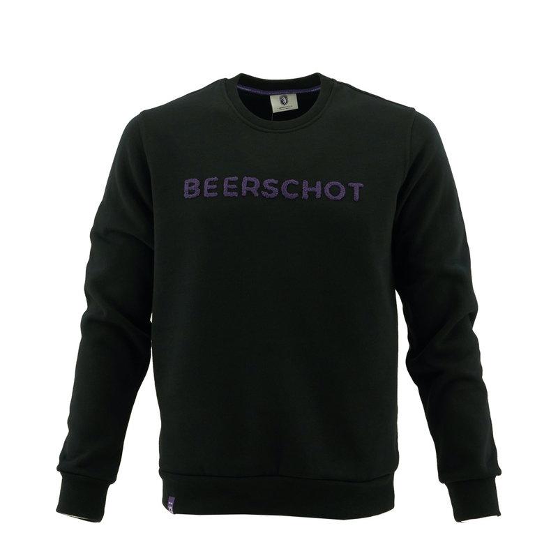 Beerschot Sweater casual black Terry