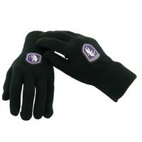 Beerschot Black gloves logo - L