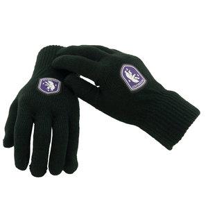 Handschoenen Zwart Logo - L