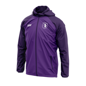 Windbreaker Training  Purple 20-21  Kids