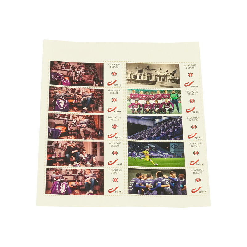 Beerschot Postal stamps