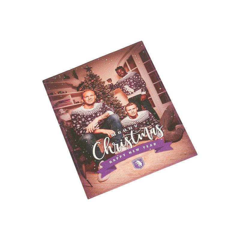 Beerschot Christmas greetingcard