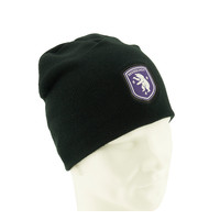 Beerschot Black beanie logo - Senior