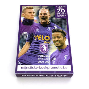 Sticker box 20-pack
