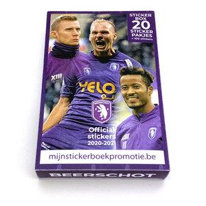 Sticker box 20-pack
