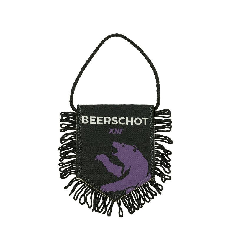 Beerschot Fanion black XIII