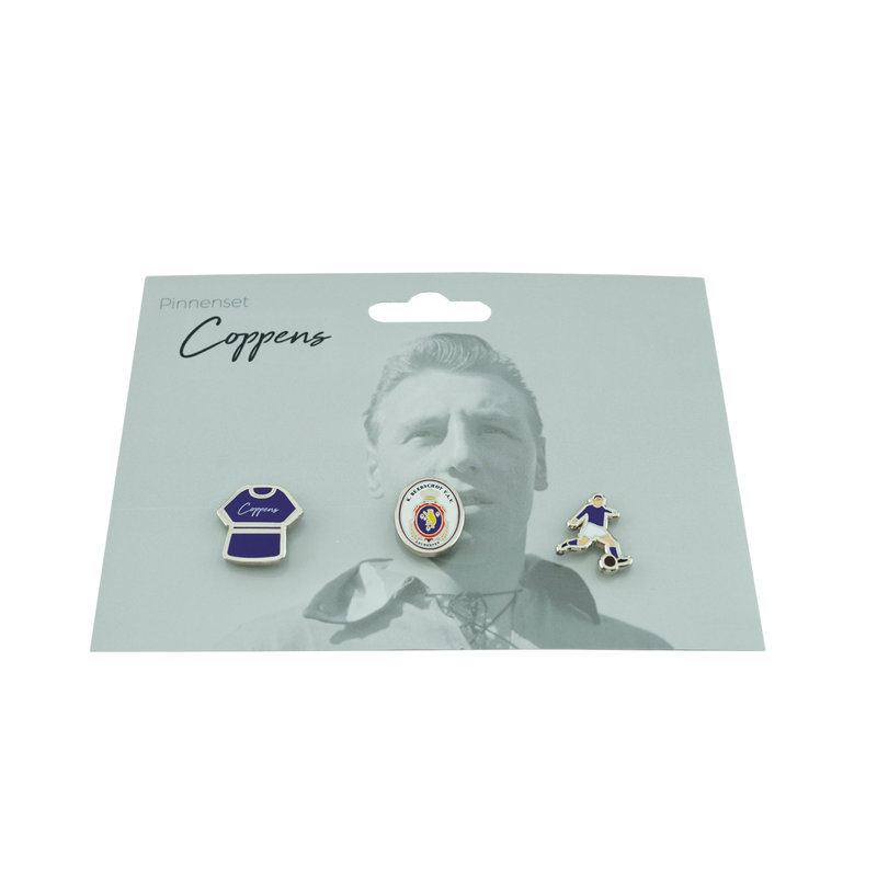 Beerschot Pin set  - Coppens