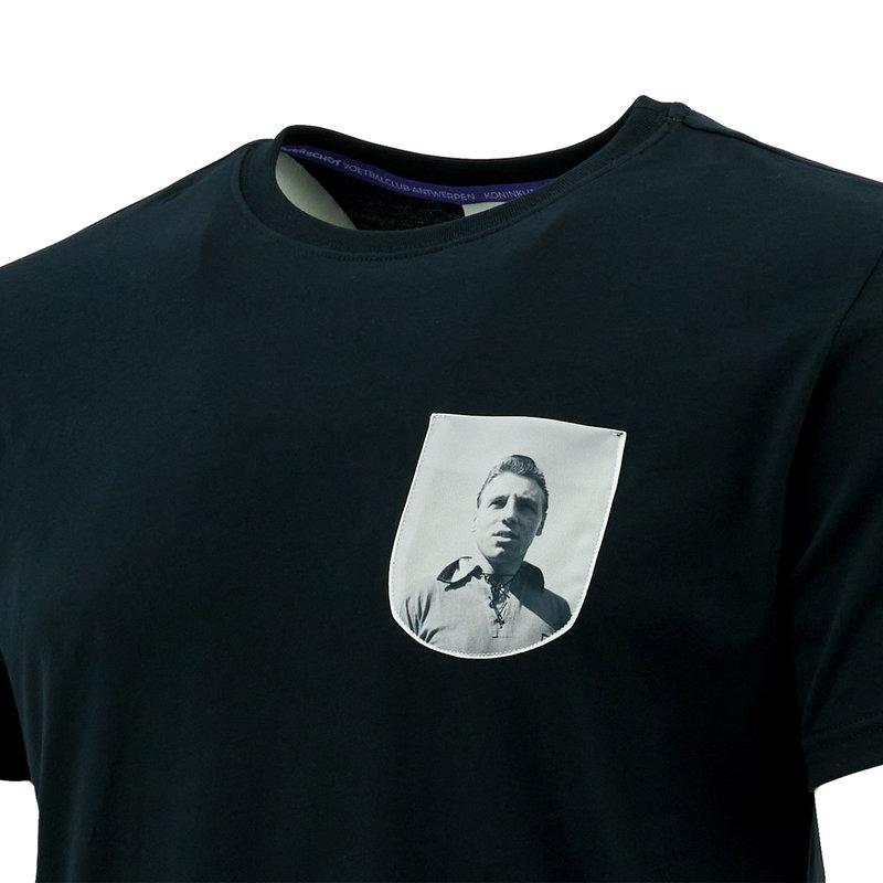 Beerschot T-shirt zwart Coppens