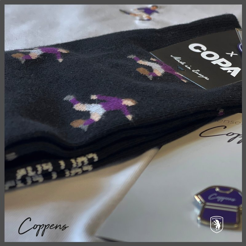 Beerschot Socks Coppens x COPA