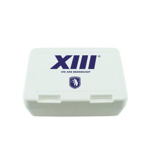 Lunchbox blanc XIII