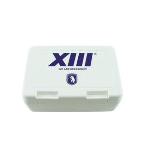 Lunchbox white XIII