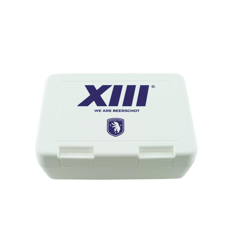 Beerschot Lunchbox blanc XIII