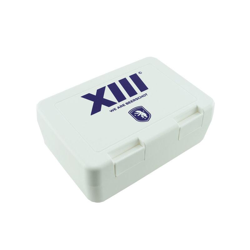 Beerschot Lunchbox wit XIII