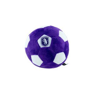 Ball mini pluche logo