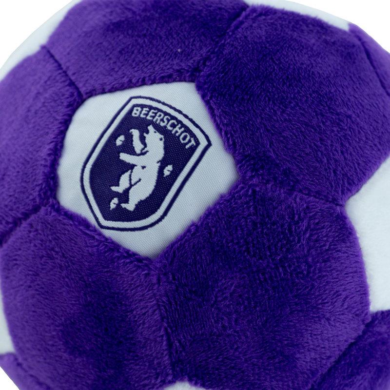 Beerschot Balle mini pluche logo