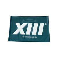 Beerschot Vlag zwart XIII  - We are Beerschot 70x100cm